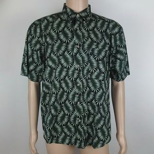 Other - Natural issue Hawaiian Button up shirt size L